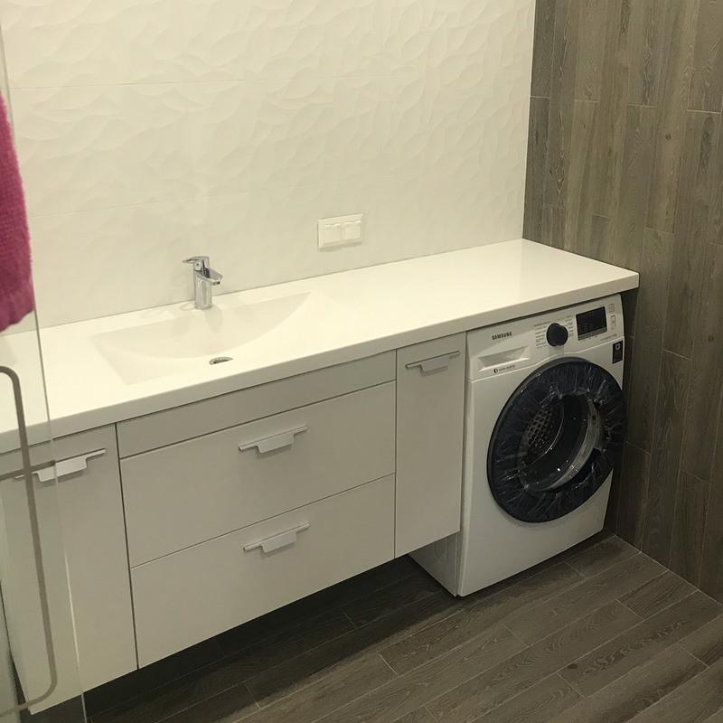 Мебель для ванной комнаты-Мебель для ванной «Модель 14»-фото2
