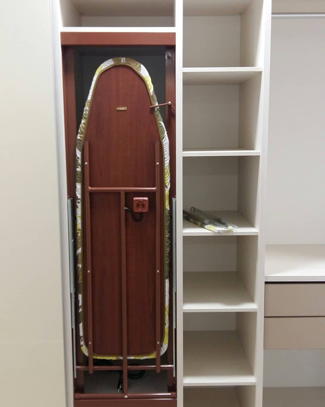 Гардеробные на заказ-Гардеробная «Модель 124»-фото4