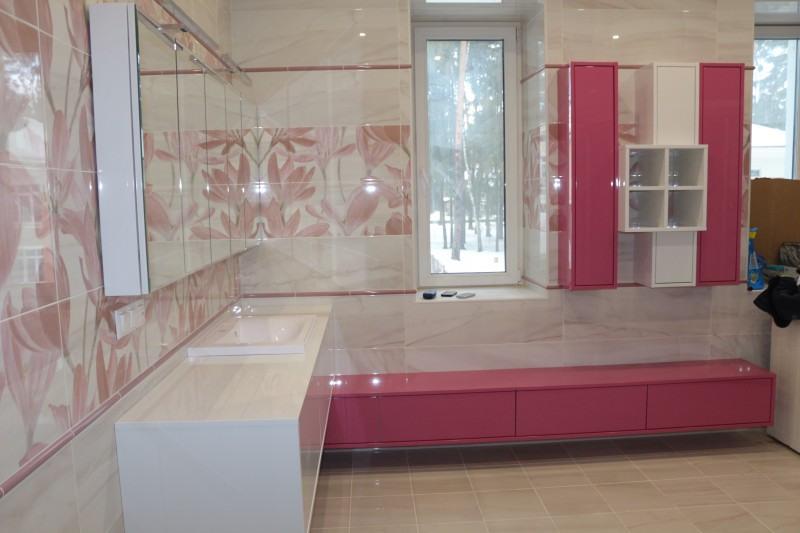 Мебель для ванной комнаты-Мебель для ванной «Модель 84»-фото15