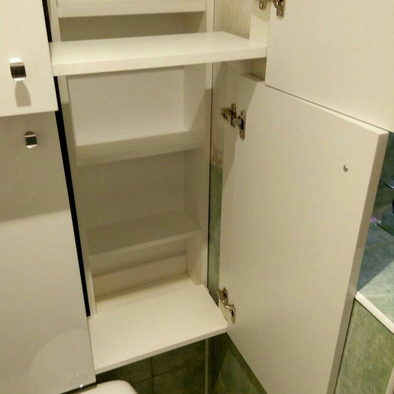 Мебель для ванной комнаты-Мебель для ванной «Модель 60»-фото3