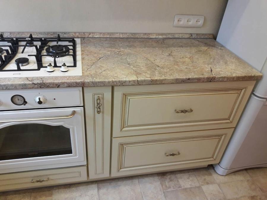 Белый кухонный гарнитур-Кухня «Модель 482»-фото6