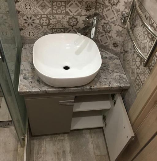 Мебель для ванной комнаты-Мебель для ванной «Модель 67»-фото9