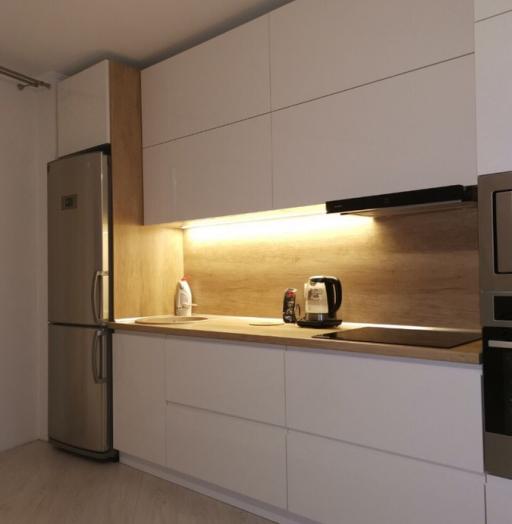 -Кухня МДФ в эмали «Модель 144»-фото18