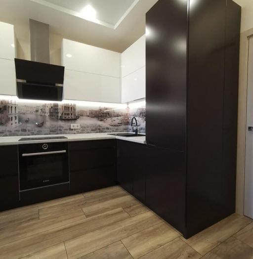 -Кухня МДФ в пленке ПВХ «Модель 93»-фото9
