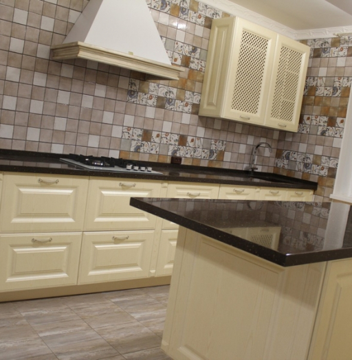-Кухня МДФ в ПВХ «Модель 495»-фото8