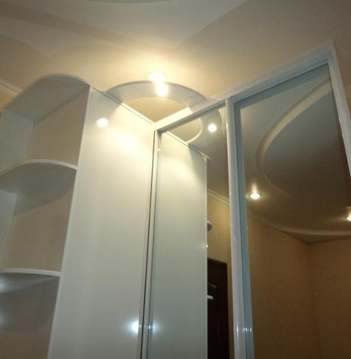 -Шкаф-купе с зеркалом «Модель 370»-фото24