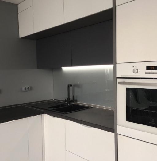 -Кухня из пластика «Модель 364»-фото20