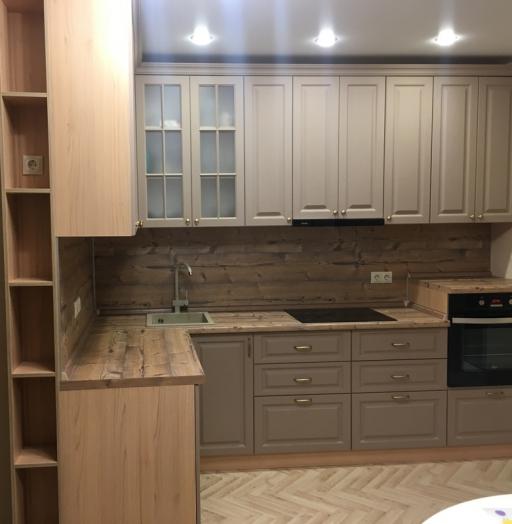 -Кухня МДФ в ПВХ «Модель 62»-фото24