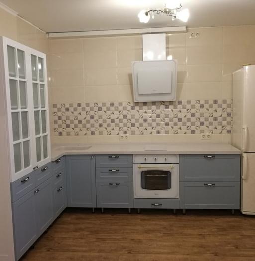 -Кухня МДФ в ПВХ «Модель 28»-фото25