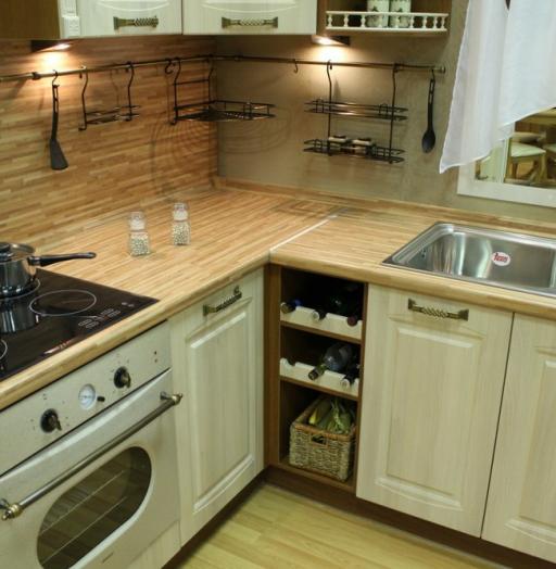 -Кухня МДФ в ПВХ «Модель 128»-фото13