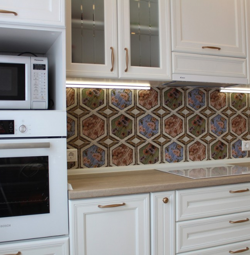 -Кухня из пластика «Модель 134»-фото14
