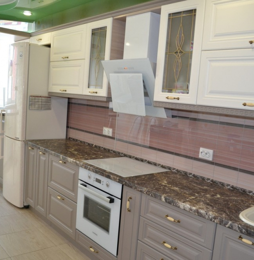 -Кухня МДФ в ПВХ «Модель 178»-фото20
