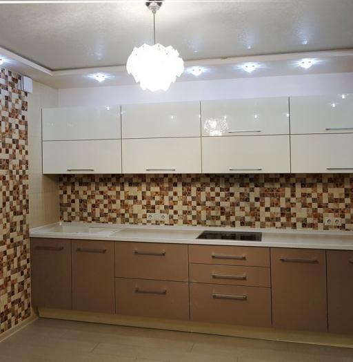 -Кухня из акрила «Модель 298»-фото1