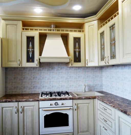 -Кухня из массива «Модель 21»-фото14