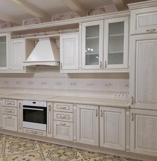 -Кухня из массива «Модель 174»-фото28