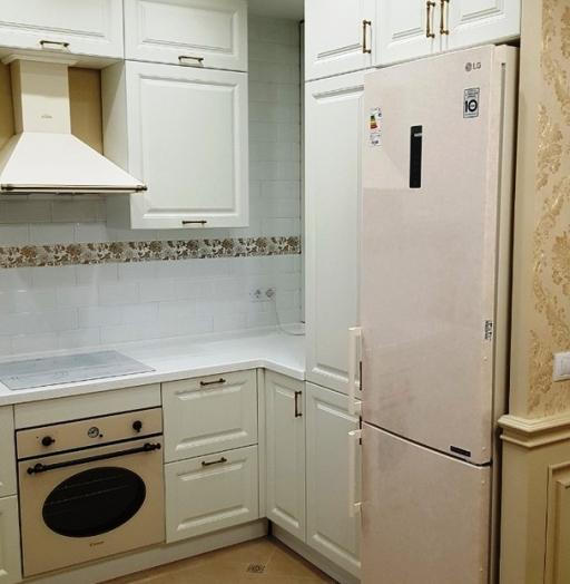 -Кухня МДФ в ПВХ «Модель 531»-фото30